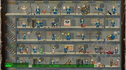 Tricher sur tous les avantages pour Fallout 4