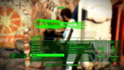 Crafting-Munition für Fallout 4
