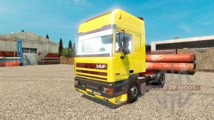DAF FT 95.430ATi Super Space Cab pour Euro Truck Simulator 2