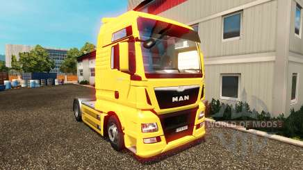 MAN TGX Euro 6 pour Euro Truck Simulator 2