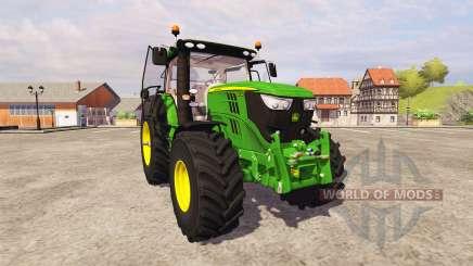 John Deere 6210R v2.6 pour Farming Simulator 2013