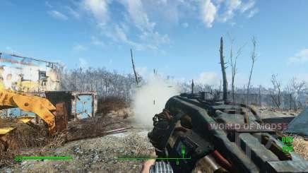 Maximum de munitions pour Fallout 4