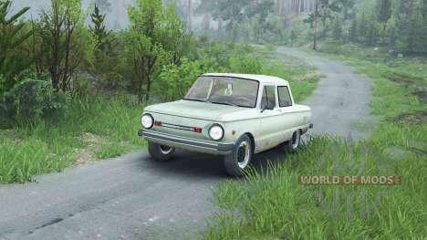ZAZ-968M [08.11.15] für Spin Tires