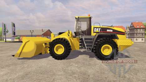 Caterpillar 966H v3.0 für Farming Simulator 2013