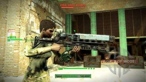 Multi-cam Vault Suit Re-texture für Fallout 4