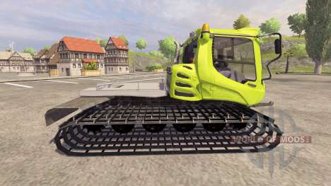 PistenBully 400 v2.0 für Farming Simulator 2013