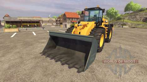 Case IH 721E pour Farming Simulator 2013
