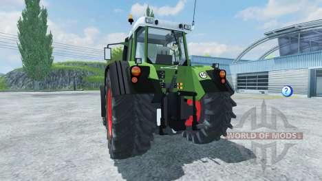 Fendt 412 Vario TMS v1.1 für Farming Simulator 2013