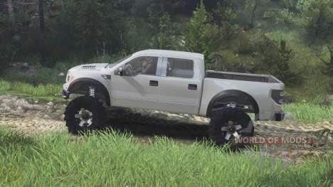 Ford Raptor SVT [08.11.15] für Spin Tires