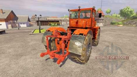 K-700a variateur électronique kirovec v3.1 pour Farming Simulator 2013
