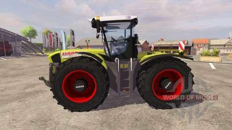 CLAAS Xerion 3800 SaddleTrac v1.1 für Farming Simulator 2013