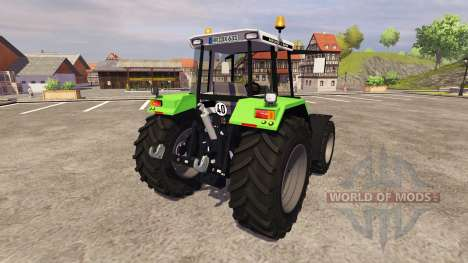 Deutz-Fahr AgroStar 6.31 Turbo für Farming Simulator 2013