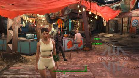 Calientes Beautiful Bodies Enhancer - NN Vanill für Fallout 4