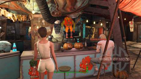 Calientes Beautiful Bodies Enhancer - NN Slim pour Fallout 4