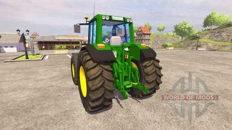 John Deere 7530 Premium v1.1 für Farming Simulator 2013