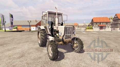 MTZ-82.1 FL für Farming Simulator 2013