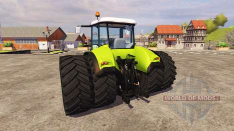 CLAAS Arion 640 v2.0 für Farming Simulator 2013
