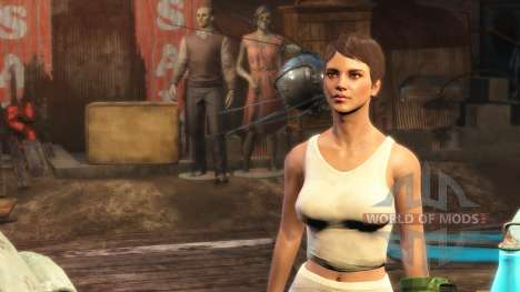 Calientes Beautiful Bodies Enhancer - NN Curvy für Fallout 4