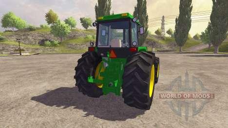 John Deere 4455 v1.1 pour Farming Simulator 2013