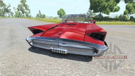 Jefferson Futura pour BeamNG Drive