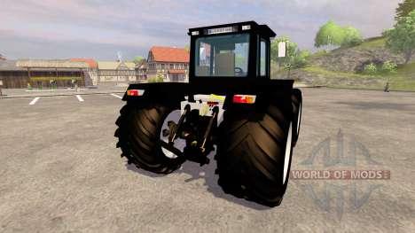 Mercedes-Benz Trac 1800 Intercooler pour Farming Simulator 2013