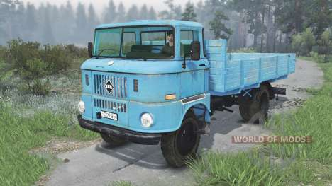 IFA W50 [08.11.15] pour Spin Tires