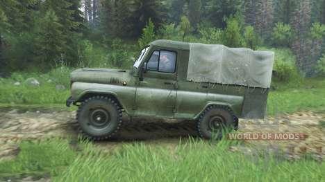 UAZ-469 [08.11.15] pour Spin Tires