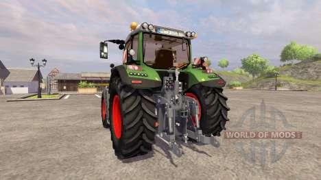 Fendt 512 Vario [ProfiPlus] pour Farming Simulator 2013