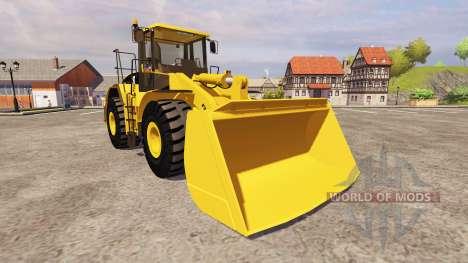 Caterpillar 966G pour Farming Simulator 2013