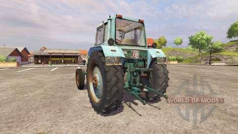 MTZ-80L pour Farming Simulator 2013