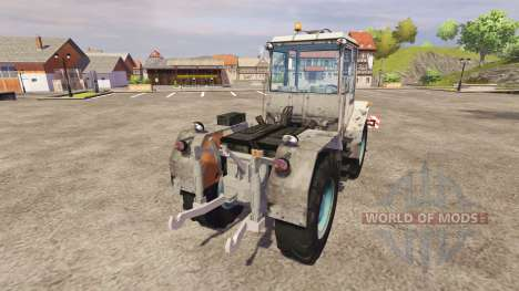 Skoda ST 180 pour Farming Simulator 2013