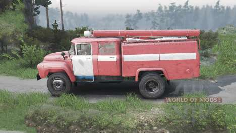 ZIL-130 AC-40 [08.11.15] pour Spin Tires