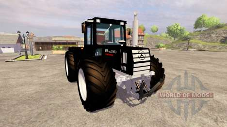 Mercedes-Benz Trac 1800 Intercooler pour Farming Simulator 2013
