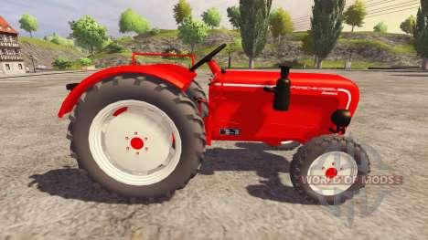 Porsche Standard v1.1 für Farming Simulator 2013