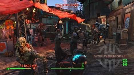 D. E. C. A. O - Amélioration de goules pour Fallout 4