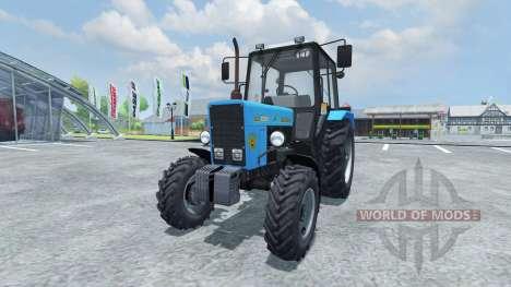 MTZ-82.1 de la Biélorussie pour Farming Simulator 2013