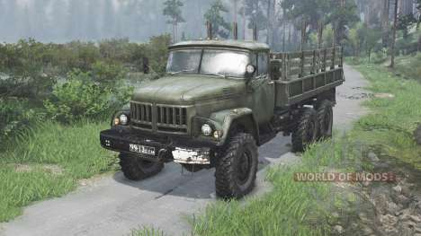 ZIL-131 [08.11.15] pour Spin Tires