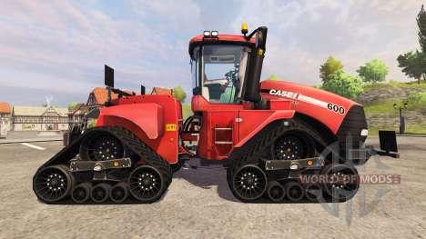 Case IH Quadtrac 600 für Farming Simulator 2013