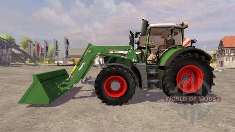 Fendt 512 Vario SCR Professional pour Farming Simulator 2013