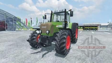 Fendt 412 Vario TMS v1.1 pour Farming Simulator 2013