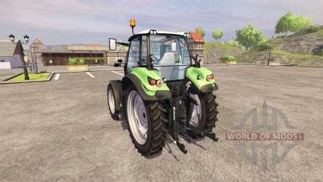 Deutz-Fahr Agrofarm 430 v1.1 pour Farming Simulator 2013