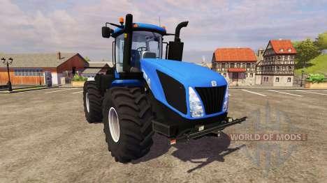 New Holland T9.505 für Farming Simulator 2013
