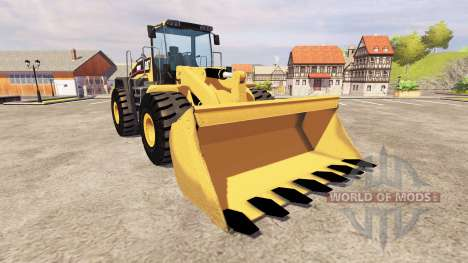 Caterpillar 980H pour Farming Simulator 2013