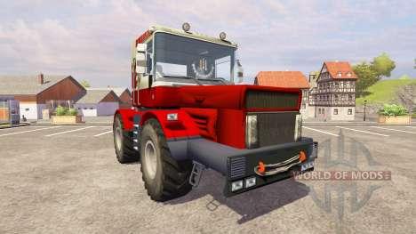 Le K-R, v1.4 pour Farming Simulator 2013