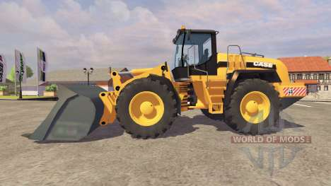 Case IH 721E pour Farming Simulator 2013