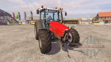 SAME Explorer 105 für Farming Simulator 2013