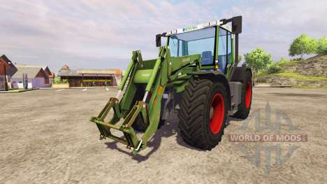 Fendt Xylon 524 v3.0 für Farming Simulator 2013