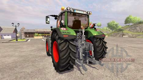 Fendt 516 Vario SCR Professional Plus für Farming Simulator 2013