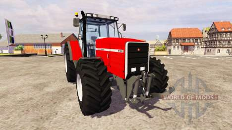 Massey Ferguson 8140 pour Farming Simulator 2013