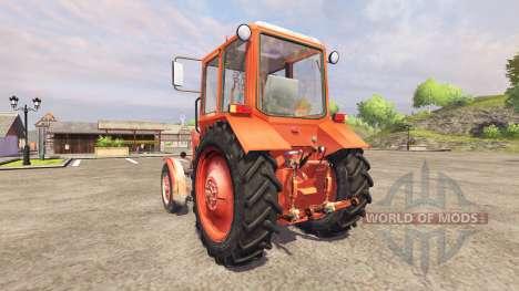 MTZ-550 pour Farming Simulator 2013